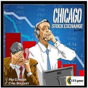 affiche Chicago Stok Exchange