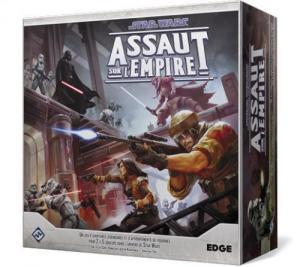 affiche Assaut sur L'Empire