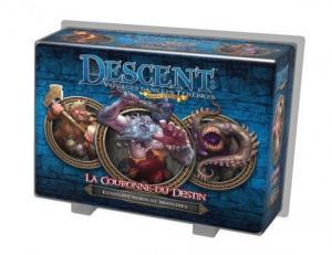 affiche Descent: La Couronne du Destin