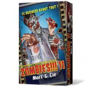 affiche Zombies !!! 11 Mort et Cie