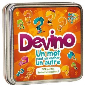 affiche Devino