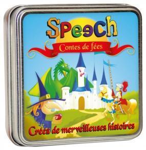affiche Speech: Contes de Fées