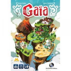 affiche Gaïa