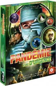 affiche Pandémie: Etat D' Urgence