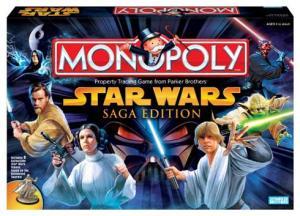 affiche Monopoly Star Wars