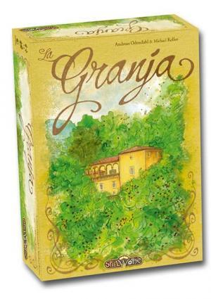 affiche La Granja