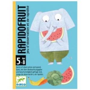 affiche Rapido Fruit