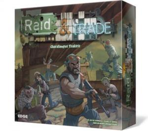 affiche Raid & Traid