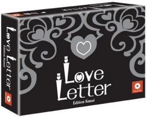 affiche Love Letter Kanaï