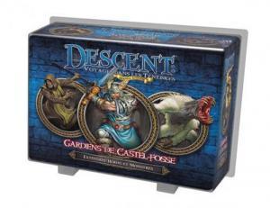 affiche Descent: Héros & Monstres : Gardiens de Castel-Fosse
