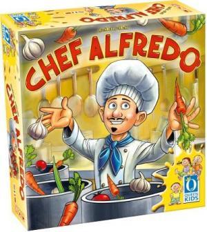 affiche Chef Alfredo