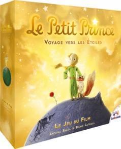 affiche Le Petit Prince: Voyage vers les Etoiles