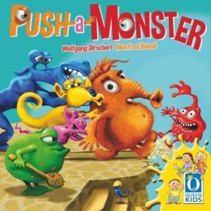 affiche Push a Monster
