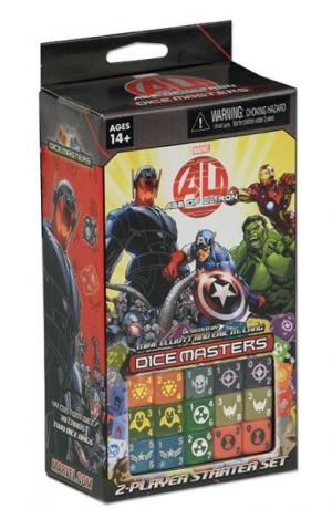 affiche Dice Master: Starter Age of Ultron