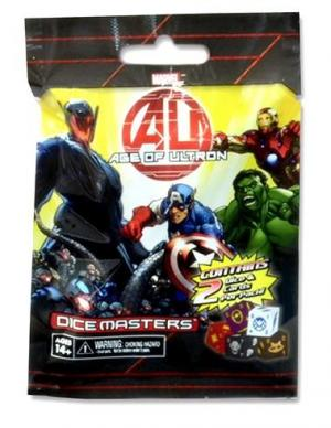 affiche Dice Master: Booster Age of Ultron