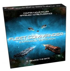 affiche Fleet Commander 2: Beyond the Gate