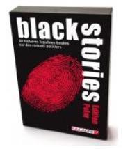 affiche Black Stories Edition Polar