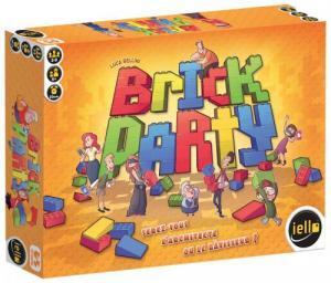 affiche Brick Party