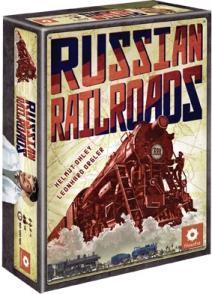 affiche Russian Railroads