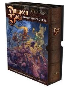affiche Dungeon Saga