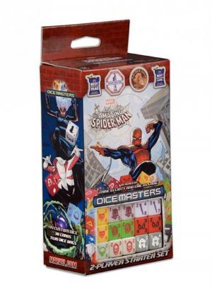 affiche Dice Master: Starter Spider-Man