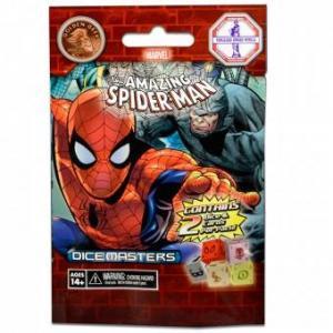 affiche Dice Master: Booster Spider-Man