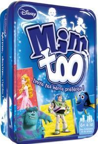 affiche Mim Too Disney