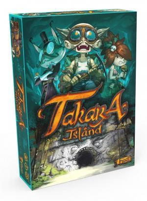 affiche Takara Island