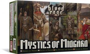 affiche Blood Rage: Augures de Midgard