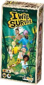 affiche I will Survive