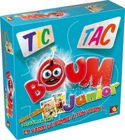 affiche Tic Tac Boum Junior