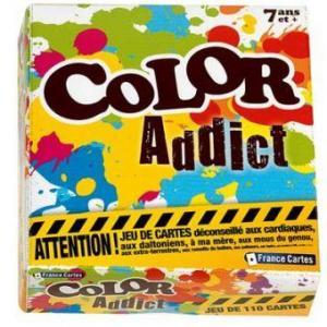 affiche Color Addict