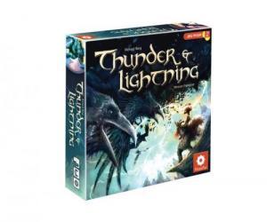 affiche Thunder And Lightning