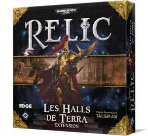 affiche Relic: Les Halls de Terra