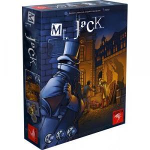 affiche Mr Jack : Nouvelle Edition