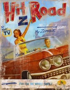 affiche Hit Z Road