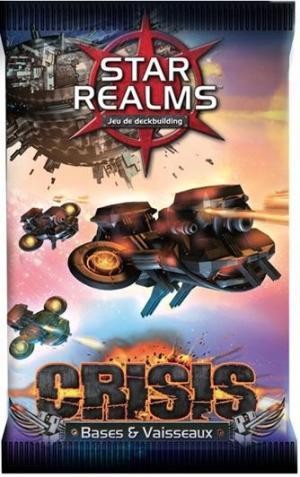 affiche Star Realms: Booster Bases et Vaisseaux