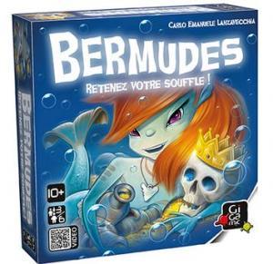 affiche Bermudes