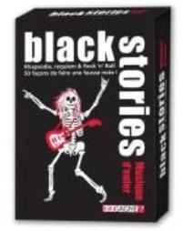 affiche Black Stories Musique D' Enfer