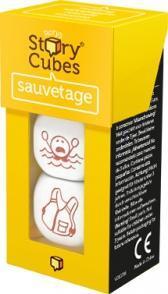 affiche Story Cubes Sauvetage