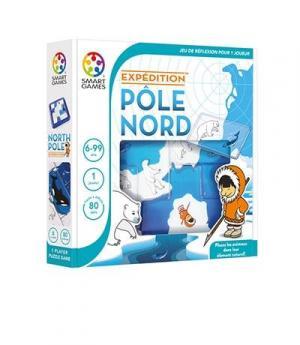 affiche Expédition Pôle Nord