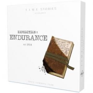 affiche T.I.M.E Stories: Expedition Endurance