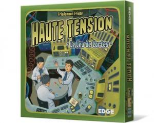 affiche Haute Tension : Le Jeu de Cartes