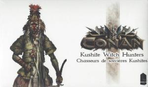 affiche Conan: Chasseurs de Sorcières Kushites