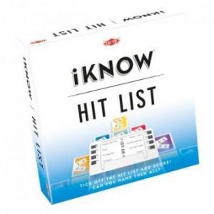 affiche Iknow: Hit List