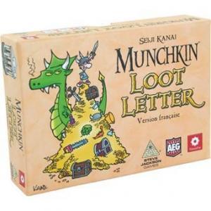 affiche Munchkin Loot Letter