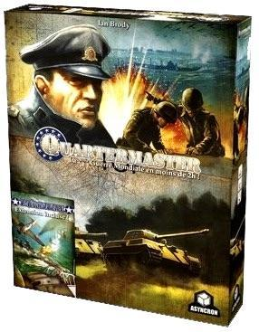 affiche Quartermaster