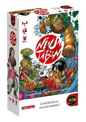 affiche Ninja Taisen