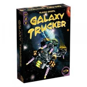 affiche Galaxy Trucker