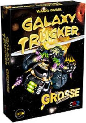 affiche Galaxy Trucker: La Grosse Extension